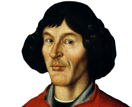 Obraz Mikołaj Kopernik Obraz Mikołaj Kopernik Obrazy Wiedza